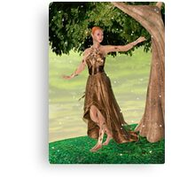 Sparkling Elf Canvas Print
