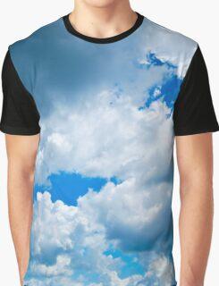 CUMULUS CLOUDS Graphic T-Shirt