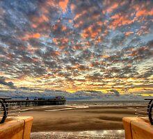North Pier Views by FyldePhotos
