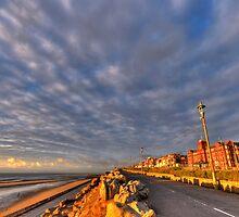 Queens Promenade, Blackpool by FyldePhotos