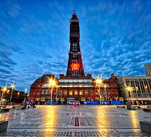 Blackpool Tower by FyldePhotos