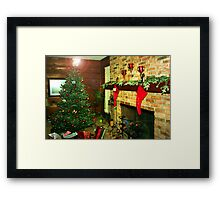 A few gifts left Framed Print