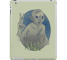 THREE!! iPad Case/Skin