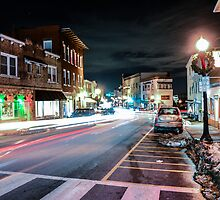 Friday Night Lights by Dennis Maida