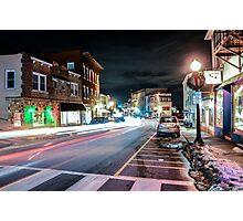 Friday Night Lights Photographic Print