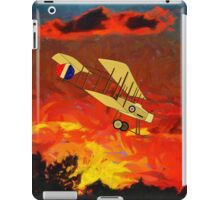 "A Royal Flying Corps Vickers F.B.5  ""Gunbus"" 1914  iPad/iPhone/iPod/Samsung cases iPad Case/Skin"