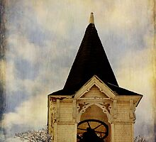 Steeple and Bell by PineSinger