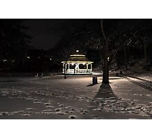 Holiday in the Park Photographic Print