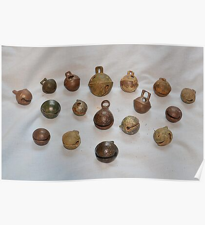 Crotal bells   c1500- 1700  [Challenge entry] Poster