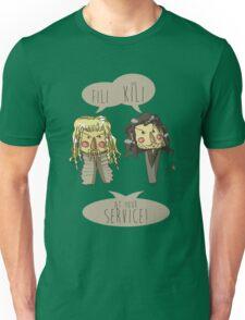 Fili and Kili Unisex T-Shirt
