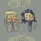 Fili and Kili by KanaHyde