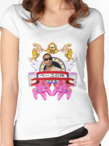 Lil B (historical, rare, amazing, wow) Women's Fitted Scoop T-Shirt