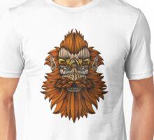 Ornate Dwarf full colored Unisex T-Shirt