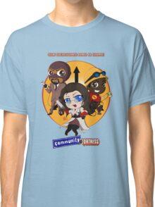 Community Fortress Part 1 Classic T-Shirt
