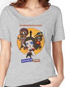 Community Fortress Part 1 Women's Relaxed Fit T-Shirt