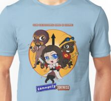 Community Fortress Part 1 Unisex T-Shirt