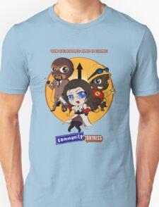 Community Fortress Part 1 T-Shirt