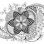 Turn black and white by Tuky Waingan