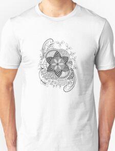 Turn black and white T-Shirt