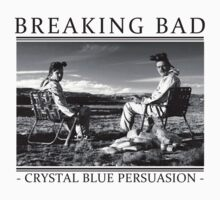 Breaking Bad - Crystal Blue Persuasion by Damundio