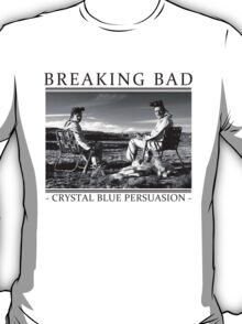 Breaking Bad - Crystal Blue Persuasion T-Shirt