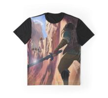Legend of Zelda Death Mountain Graphic T-Shirt