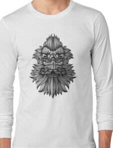 Ornate Dwarf Long Sleeve T-Shirt