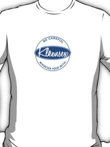 Kleensex parody logo of Kleenex T-Shirt