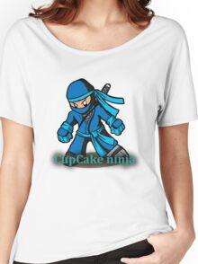 CupCake Ninja Tee Women's Relaxed Fit T-Shirt