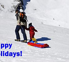 Happy Holidays! by buttonpresser