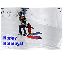 Happy Holidays! Poster