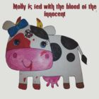 Molly cow by Daniel Szabo