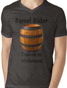 Barrel Rider - Trained in Mirkwood Mens V-Neck T-Shirt