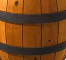 Barrel Rider - Trained in Mirkwood Sticker