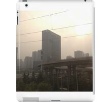 Tianjin, China iPad Case/Skin