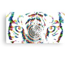 Psycho Tiger Canvas Print