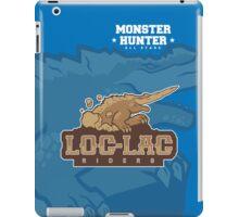 Monster Hunter All Stars - The Loc-Lac Riders iPad Case/Skin
