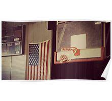 Basketball Gym Poster