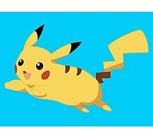 Pika-hug! Photographic Print