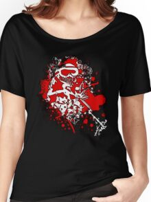 Soldier silhouette Women's Relaxed Fit T-Shirt