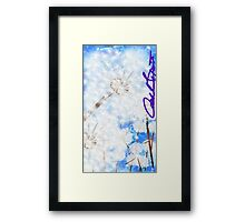 Fairy Whishes Framed Print