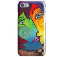 Picasso Portrait iPhone Case/Skin