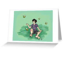 Kid!Lock Beeees Greeting Card