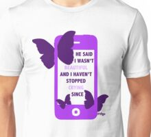 Rei || Wont Stop Crying Unisex T-Shirt