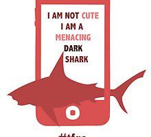 Rin || Dark Menacing Shark by findingschmomo