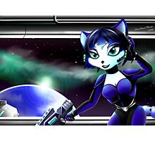 Krystal's On a Mission  Photographic Print