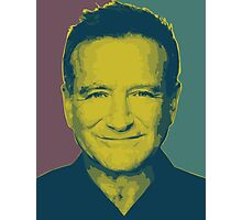Robin Williams Photographic Print