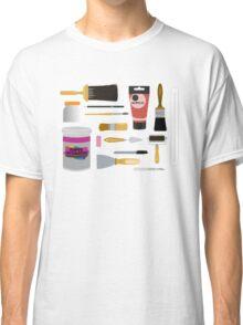 Painting Tools Shirt Classic T-Shirt
