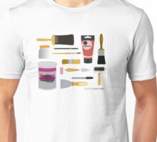 Painting Tools Shirt Unisex T-Shirt