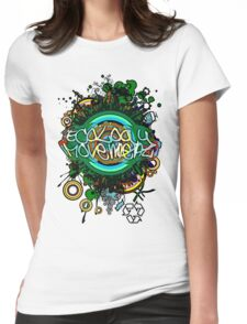 Ecology_Movement Womens Fitted T-Shirt